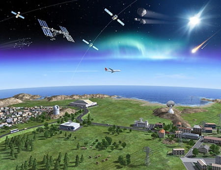new illustration Space Weather Ground Segment Final Acceptance – 10/10 for SPACEBEL