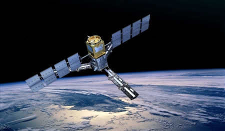 new illustration SMOS and Proba-2 : a Decade in Space with SPACEBEL Technology