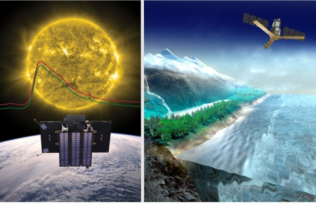 new illustration Double Satellite Lift-Off of SMOS and PROBA-2 Puts SPACEBEL in the Spotlight