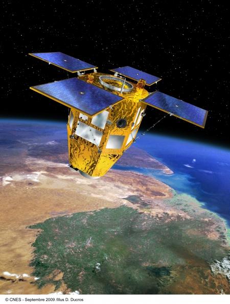 new illustration SPACEBEL Bringing Its Expertise to the French CSO Satellite Intelligence Programme