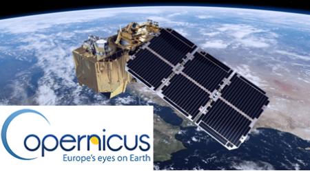 new illustration SPACEBEL Member of the Copernicus Relays Network