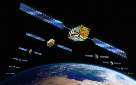 new illustration SPACEBEL On-Board Software Cleared for Galileo FOC Satellite Launch