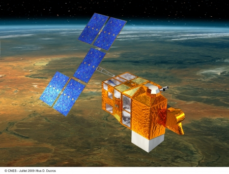 new illustration Renewal of HELIOS-2 Contract for SPACEBEL