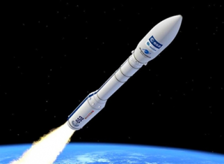 new illustration Spacebel Launches out into VEGA
