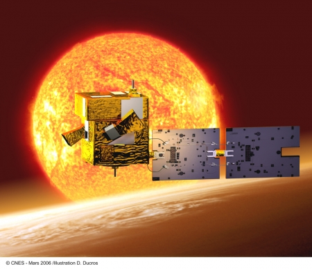 new illustration SPACEBEL in Charge of the PICARD Scientific Mission Centre Maintenance