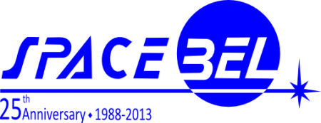 new illustration SPACEBEL: 25 Years in Space