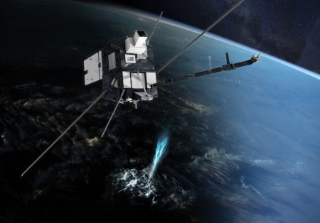 new illustration TARANIS to Look into Stormy Lightning with the Help of SPACEBEL
