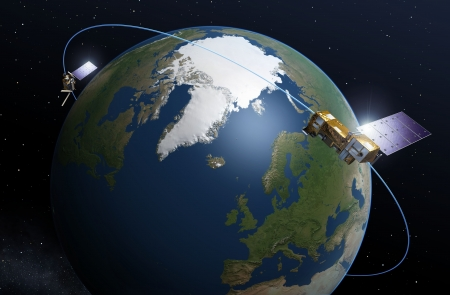 new illustration SPACEBEL Signing Significant MetOp-SG Contracts