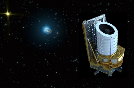 new illustration Euclid to Set off with SPACEBEL Software for the Dark Universe in 2022 aboard an Arianespace Launcher